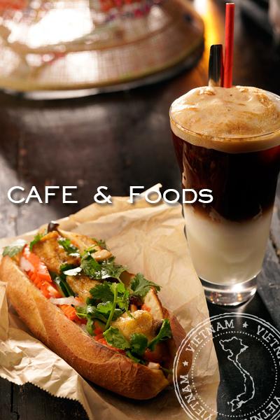 cafe &foods